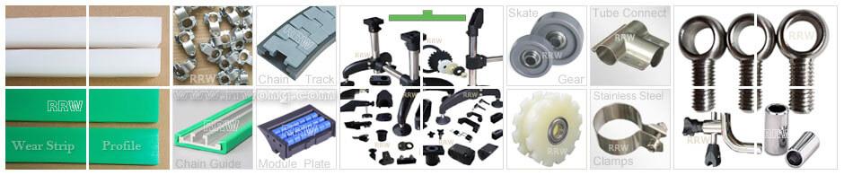 Conveyor Chain Belt Components Table Top Chains Flex