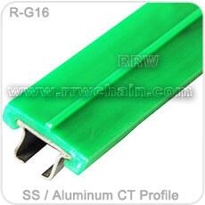 Conveyor Chain Guide Uhmw Pe Wear Strip Profiles Liner